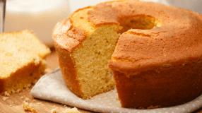 10 receitas de bolo de fubá fit que são saudáveis sem deixar o sabor de lado