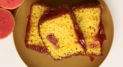 10 receitas de bolo de fubá vegano repletas de sabor para provar já