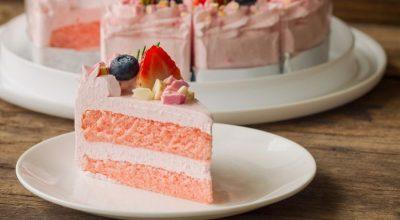 11 receitas de bolo de gelatina para colorir a hora do lanche