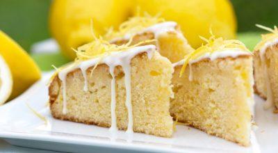 10 receitas de bolo de limão com gelatina que vão te surpreender
