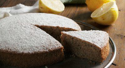 10 receitas de bolo de limão fit que são repletas de sabor
