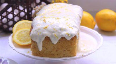 15 receitas de bolo de limão siciliano para um lanche com sabor especial