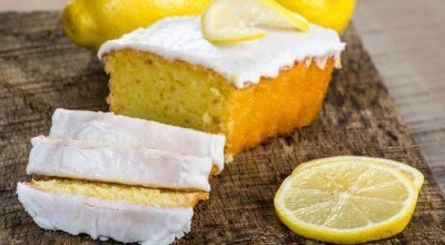 15 receitas de bolo de limão simples para saborear na medida certa