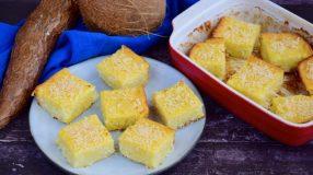 7 receitas de bolo de mandioca fofinho simplesmente irresistíveis