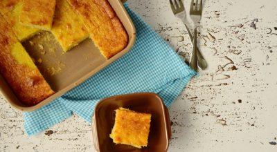8 receitas de bolo de mandioca ralada para um doce gostoso e diferente