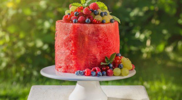 10 receitas de bolo de melancia para despertar a Magali em você