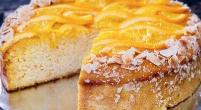 14 receitas de bolo de mexerica para um lanchinho refrescante