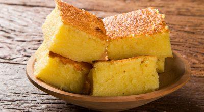 12 receitas de bolo de milho cremoso de liquidificador sem defeitos