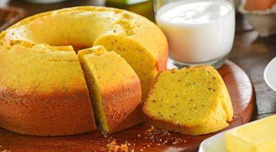 21 receitas de bolo de milho de lata para um café da tarde delicioso