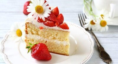 22 receitas de bolo de nata tão gostosas quanto as que sua vó faz