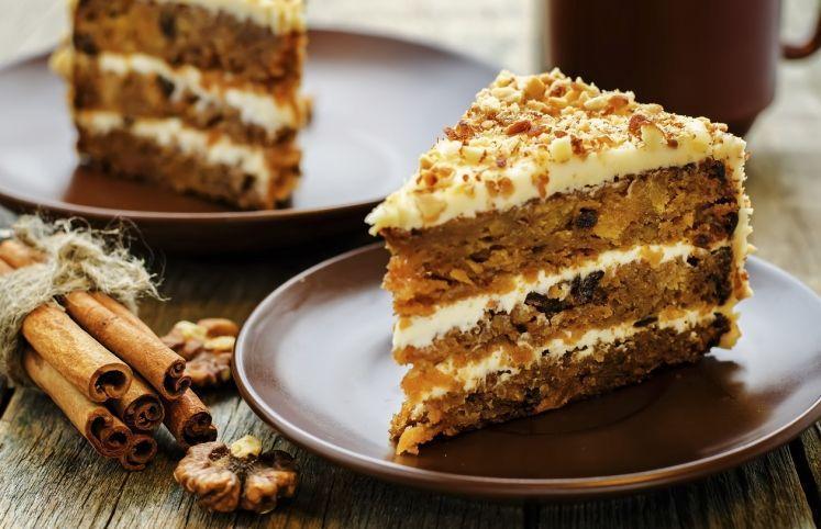 Enfeite De Torta ~ 19 receitas de bolo de nozes que todo mundo deveria aprender