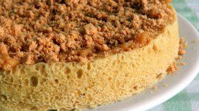 8 receitas de bolo de paçoca que funcionam como um abraço