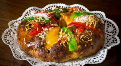 12 receitas de Bolo de Reis que são uma explosão de sabores e aromas