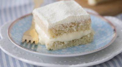 6 receitas de bolo gelado de leite Ninho gostosas e refrescantes