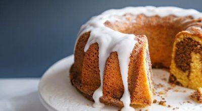 25 receitas de bolo mármore que surpreendem no sabor e no visual