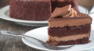 14 receitas de bolo mousse de chocolate para uma vida mais doce