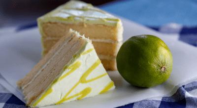 9 receitas de bolo mousse de limão para comer um doce refrescante