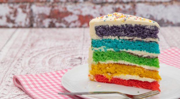 13 receitas de bolo para Dia das Crianças supercoloridos e especiais
