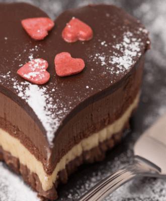 13 receitas de bolo para o Dia dos Namorados que adoçarão sua relação