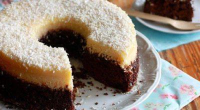 14 receitas de bolo prestígio que ficam uma delícia