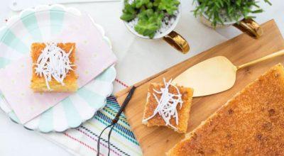 13 receitas de bolo queijadinha que são puro aconchego