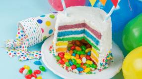 13 receitas de bolo surpresa que vão divertir as suas comemorações