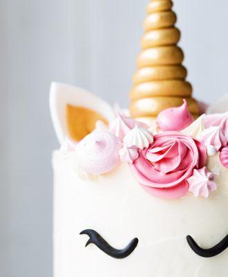 6 receitas de bolo unicórnio perfeitas para a sua festa de aniversário