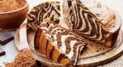9 receitas de bolo zebra deliciosos e supercharmosos
