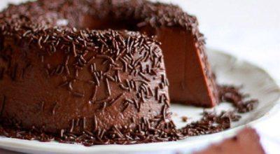 16 receitas de brigadeirão que todo fã de chocolate precisa conhecer