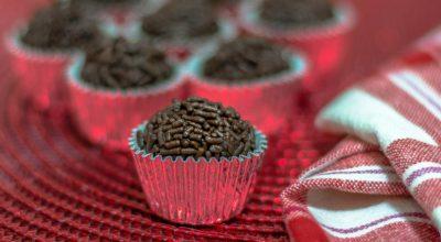 10 receitas de brigadeiro de Nutella que vão te dar água na boca