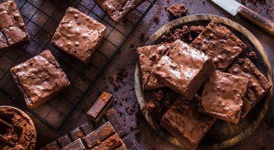 14 receitas de brownie de chocolate que vão ganhar seu coração