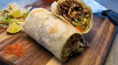 9 receitas de burrito que mexicano nenhum vai botar defeito