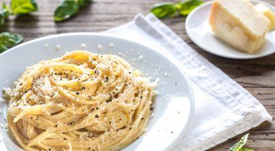 7 receitas de cacio e pepe para sentir o verdadeiro sabor da Itália