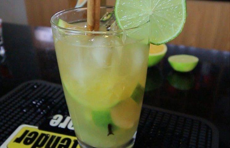 Foto: Reprodução / Bebida liberada