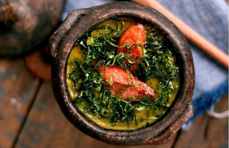 15 receitas de caldo verde para uma refeição nutritiva e saborosa