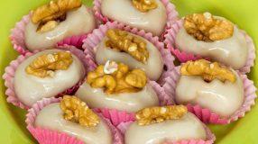 4 receitas de docinho camafeu de nozes para adoçar suas comemorações