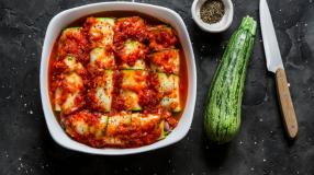 8 receitas de canelone de abobrinha para uma refeição leve e deliciosa