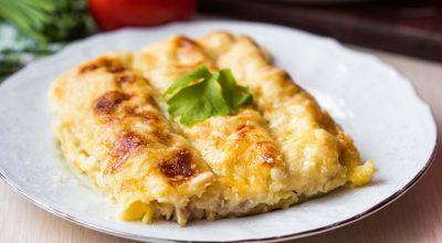 8 receitas de canelone de frango direto da Itália para a sua mesa