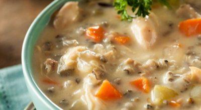 13 receitas de canja de galinha que você vai adorar conhecer
