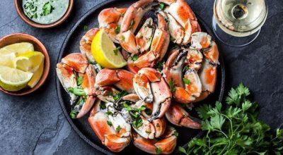 12 receitas de caranguejo para provar todo o sabor desse fruto do mar