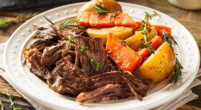 12 receitas de carne de panela com legumes para uma comida aconchegante
