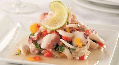 40 receitas de ceviche com cara de prato de restaurante peruano