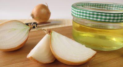 7 receitas de chá de cebola que vão te manter quentinho no inverno