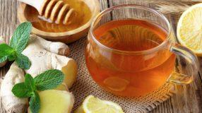 9 receitas de chá de gengibre com mel para aquecer o coração