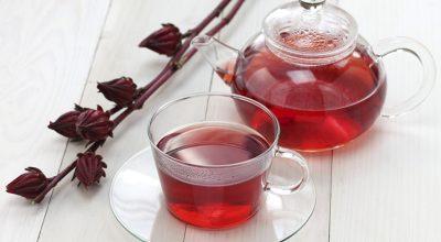 8 receitas de chá de hibisco que vão te ajudar a emagrecer de uma forma deliciosa