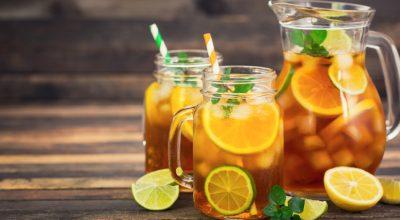 12 receitas de chá de limão deliciosas para tomar quente ou gelado
