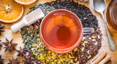 7 receitas de chás calmantes que vão tranquilizar a sua rotina