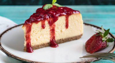 20 receitas de cheesecake que rendem uma sobremesa irresistível