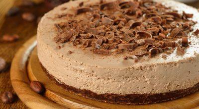 13 receitas de cheesecake de chocolate para agradar todos os paladares