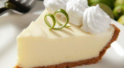 12 receitas de cheesecake de limão para servir em ocasiões especiais